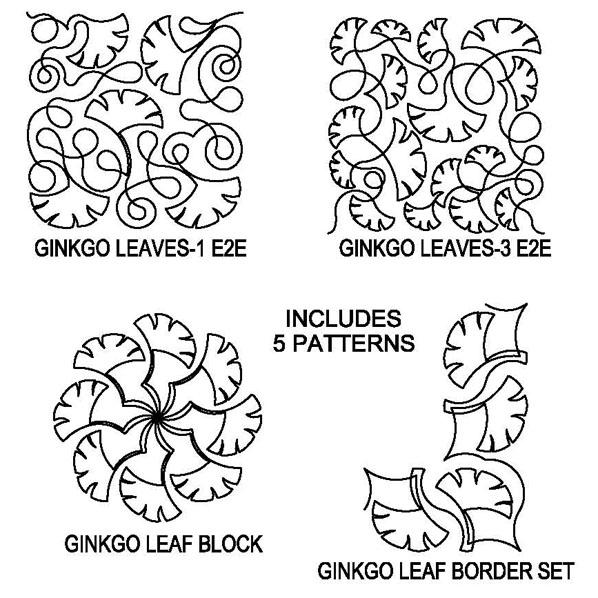 Ginkgo Leaf Package